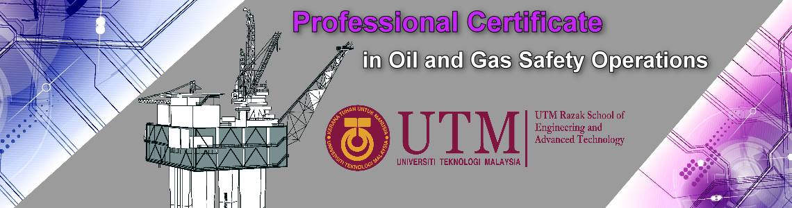 Professional Certificate in Oil and Gas Safety Operations