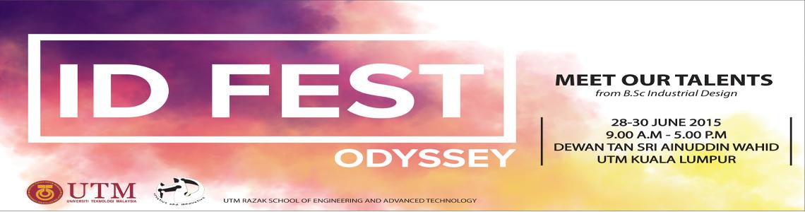 ID FEST 2015, B.Sc Industrial Design