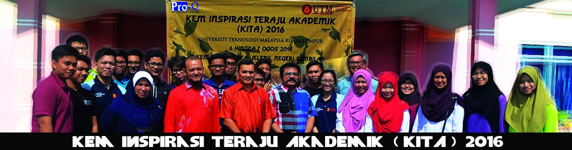 Kem Inspirasi Teraju Akademik (KITA) 2016