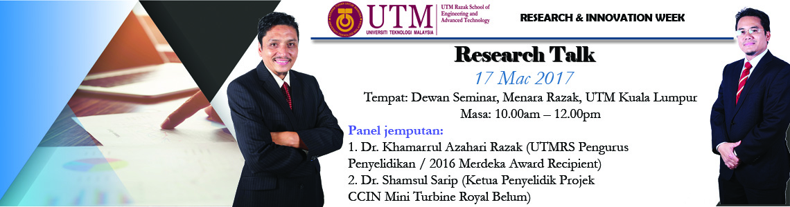 Research Talk