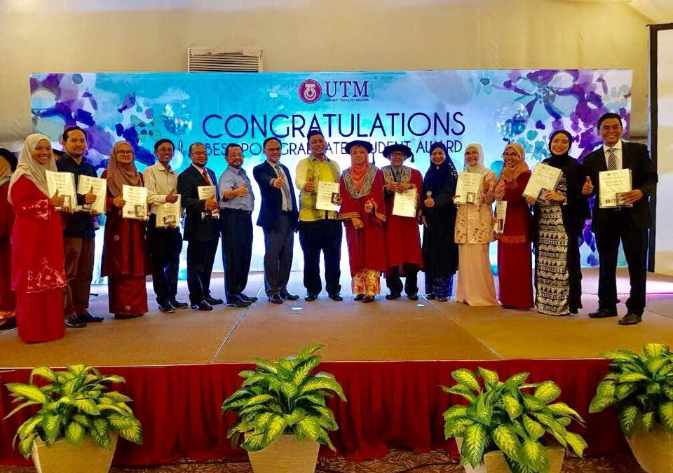 Congratulation to all UTM Razak School graduate