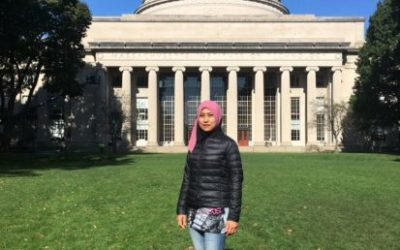 Talk by Dr. Rozzeta Dolah CEng MIET at Massachusetts Institute of Technology (MIT), USA on Variation Measurement and Improvement in Industry/ Engineering Application