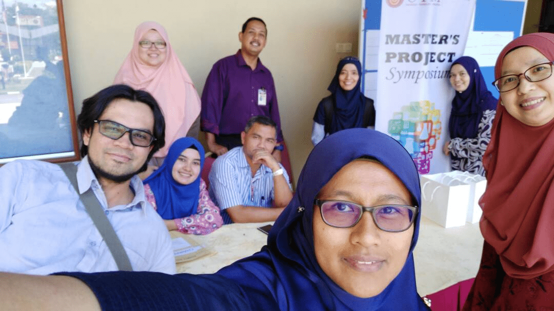The 3rd Master's Project Symposium organized by UTM Razak School
