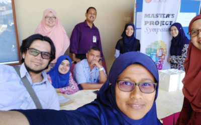 The 3rd Master's Project Symposium organized by UTM Razak School
