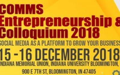 COMMS Colloquium 2018