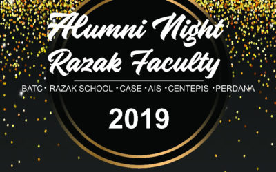 Alumni Dinner Registration (BATC, RAZAK, CASE, AIS, CENTEPIS, PERDANA)